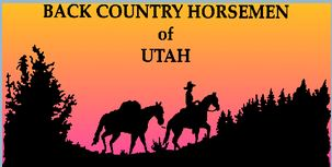 Back Country Horsemen of Utah