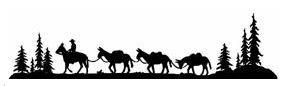 mule string